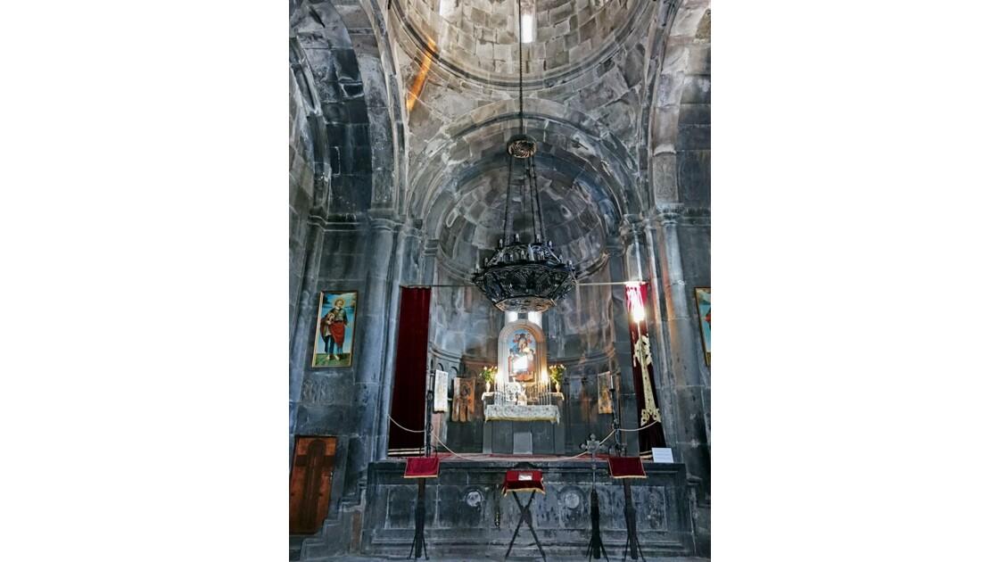 Arménie Guéghard Intérieur de l'église  Kathoghiké 3