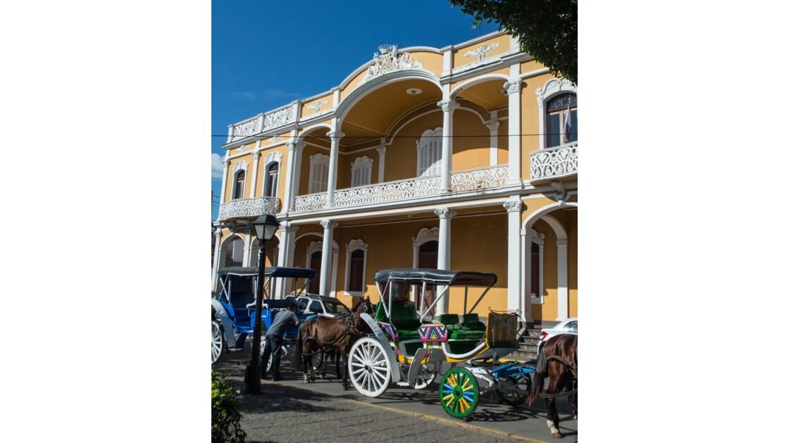 Les principales villes coloniales du Nicaragua : Grenade et Léon