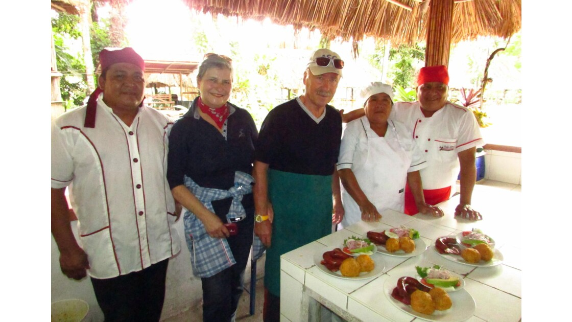 Cours de cuisine Nord du Pérou
