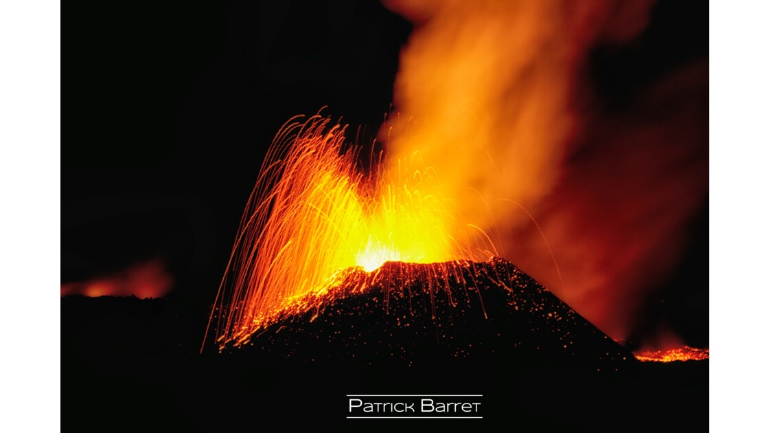 Piton de la Fournaise - Eruption - 2017