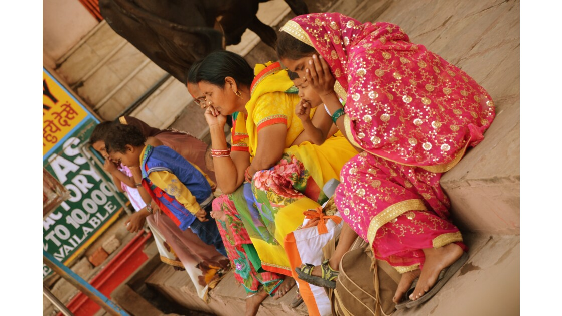 Varanasi - Portraits d'une ville mystique