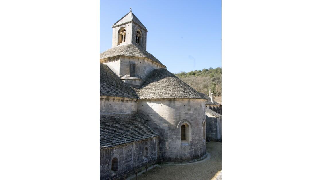 Entrée de l'abbaye
