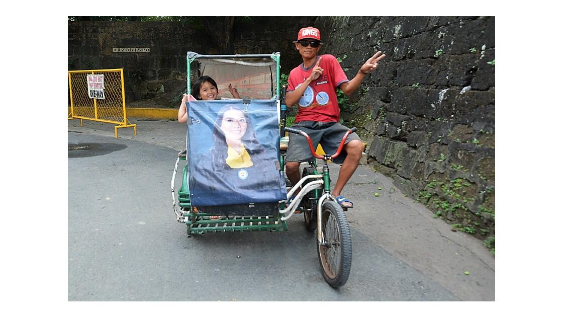 Portraits Manille Philippines
