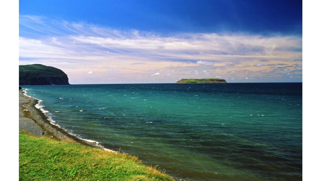 Paysage côtier près du Gros Morne