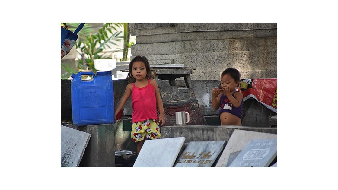 cimetière nord Manille
