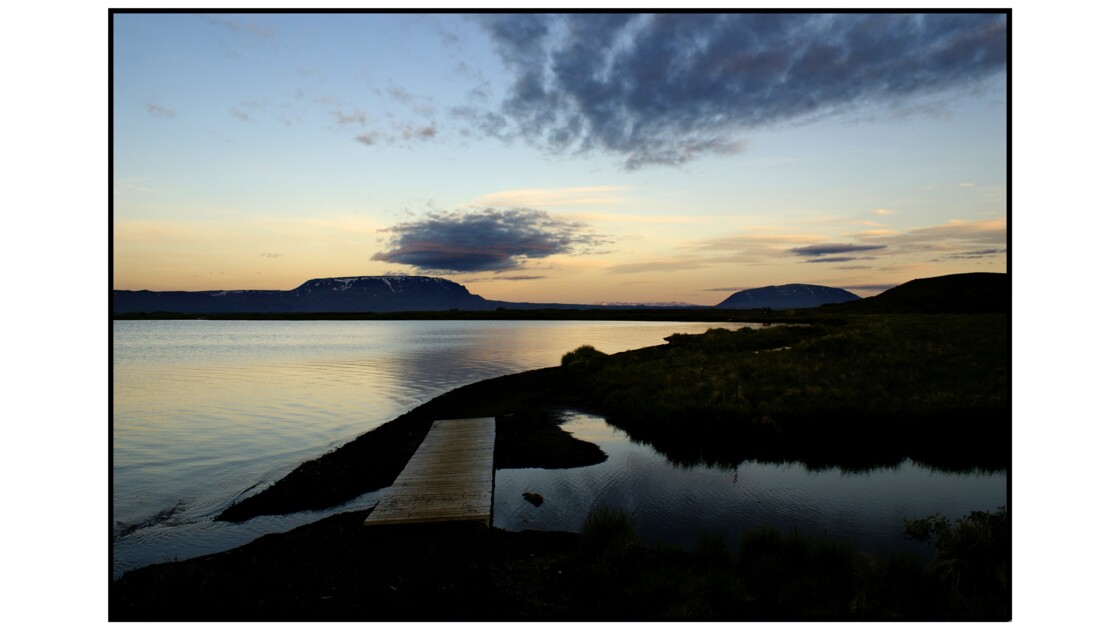 Lac Mývatn - Stakhólstjörn