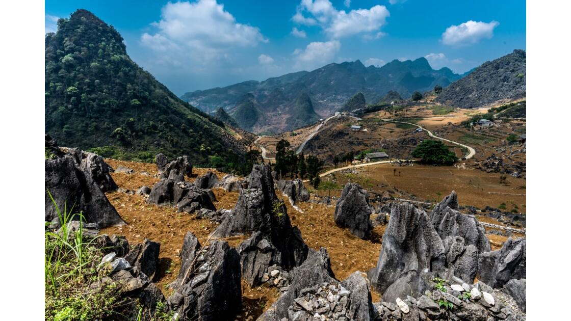 La province de Ha Giang