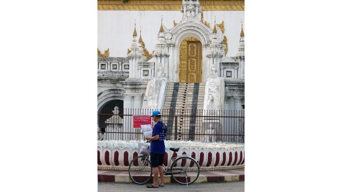 Myanmar Mandalay Monastère Kyaung Atumashi 2