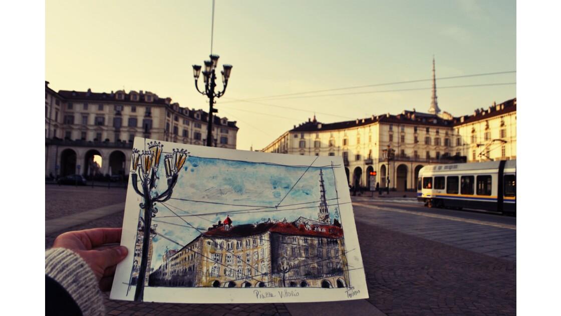 Architecture italienne, Turin