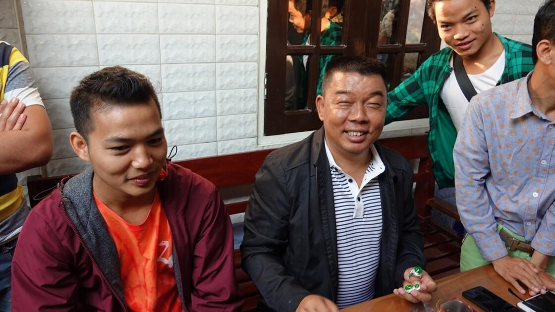Myanmar Mandalay Le marché de Jade 4