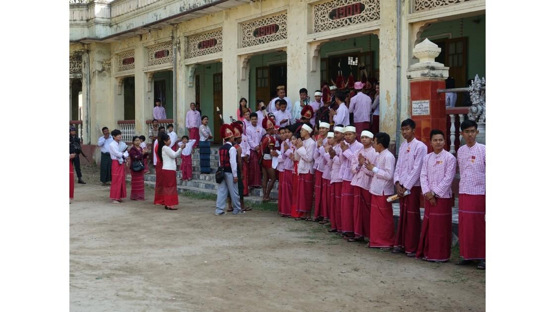 Myanmar Mandalay Union day 5