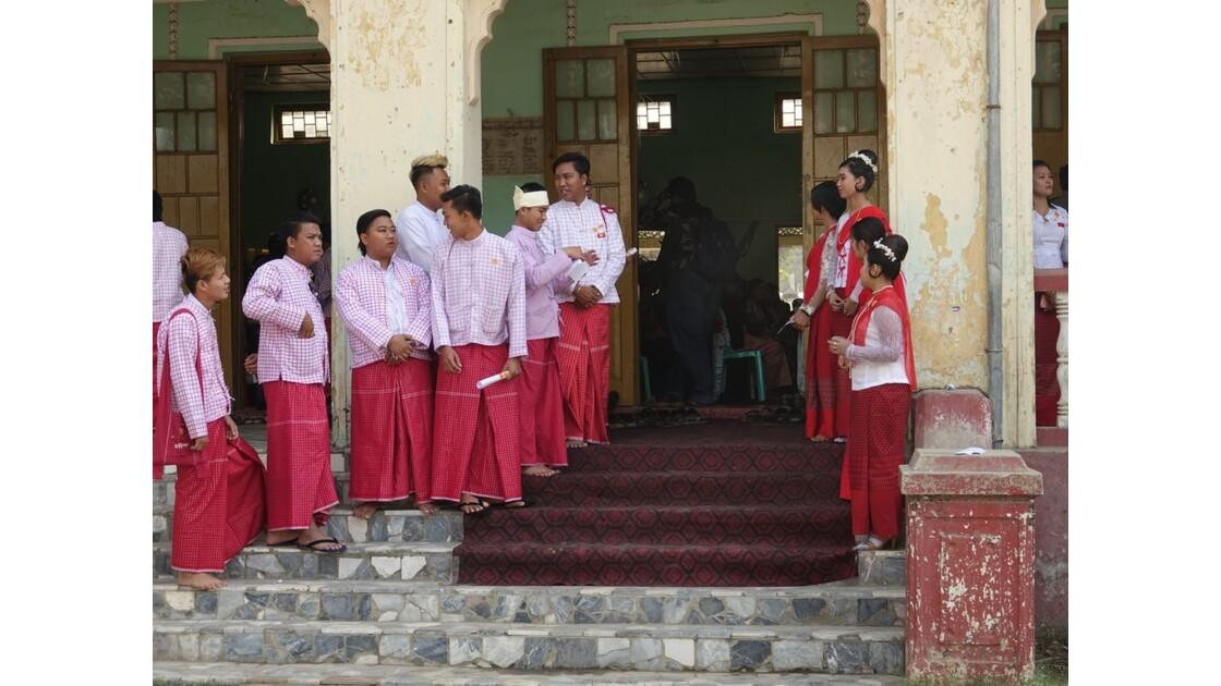 Myanmar Mandalay Union day 7