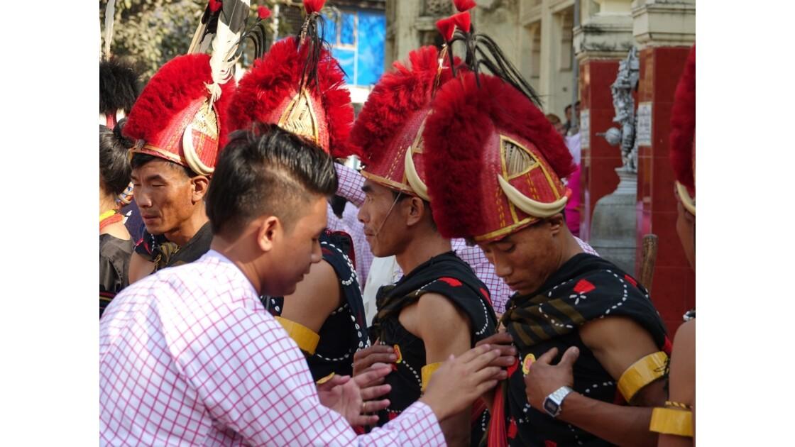 Myanmar Mandalay Union day 3