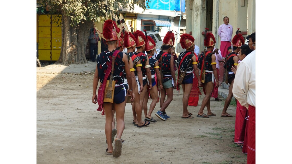 Myanmar Mandalay Union day 4