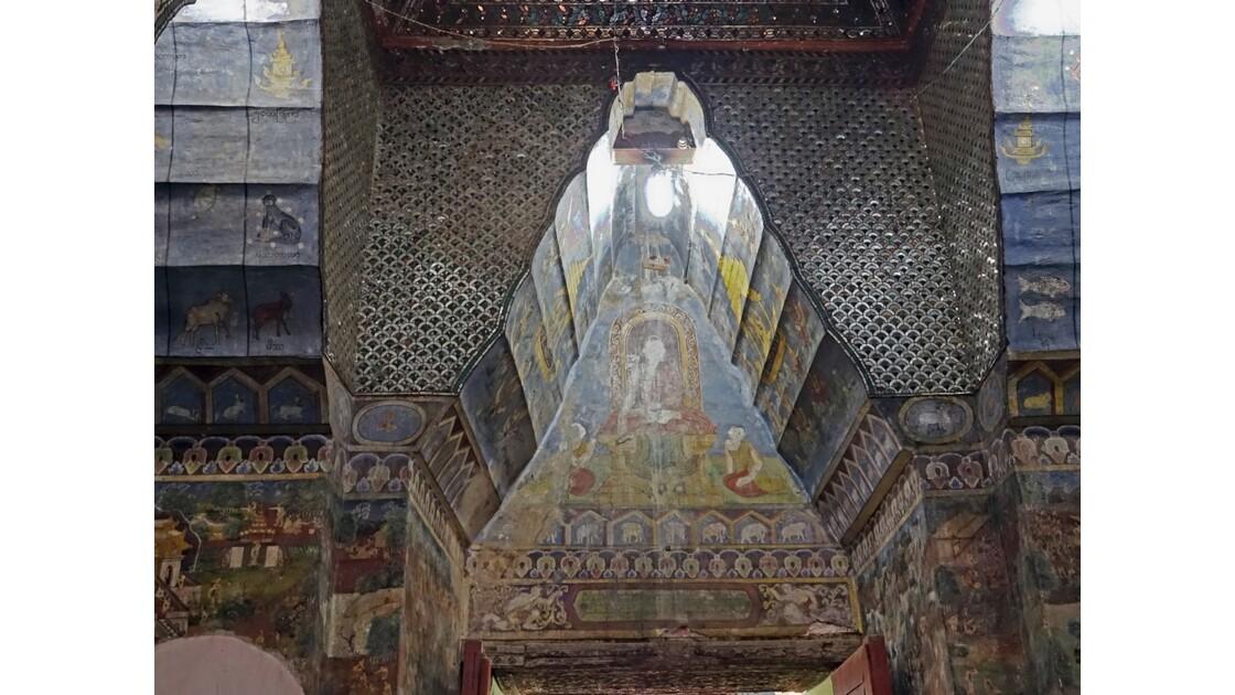 Myanmar Mandalay Le bazar de la pagode Mahamuni