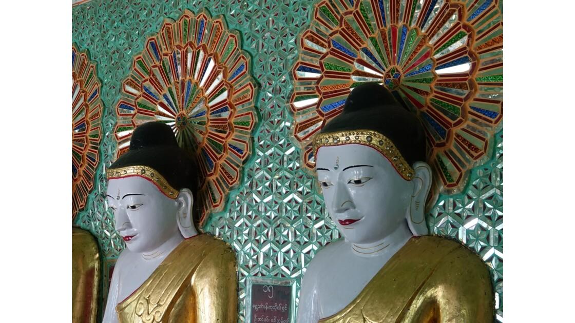 Myanmar Sagaing  Pagode Hsun U Ponnya Shin 6