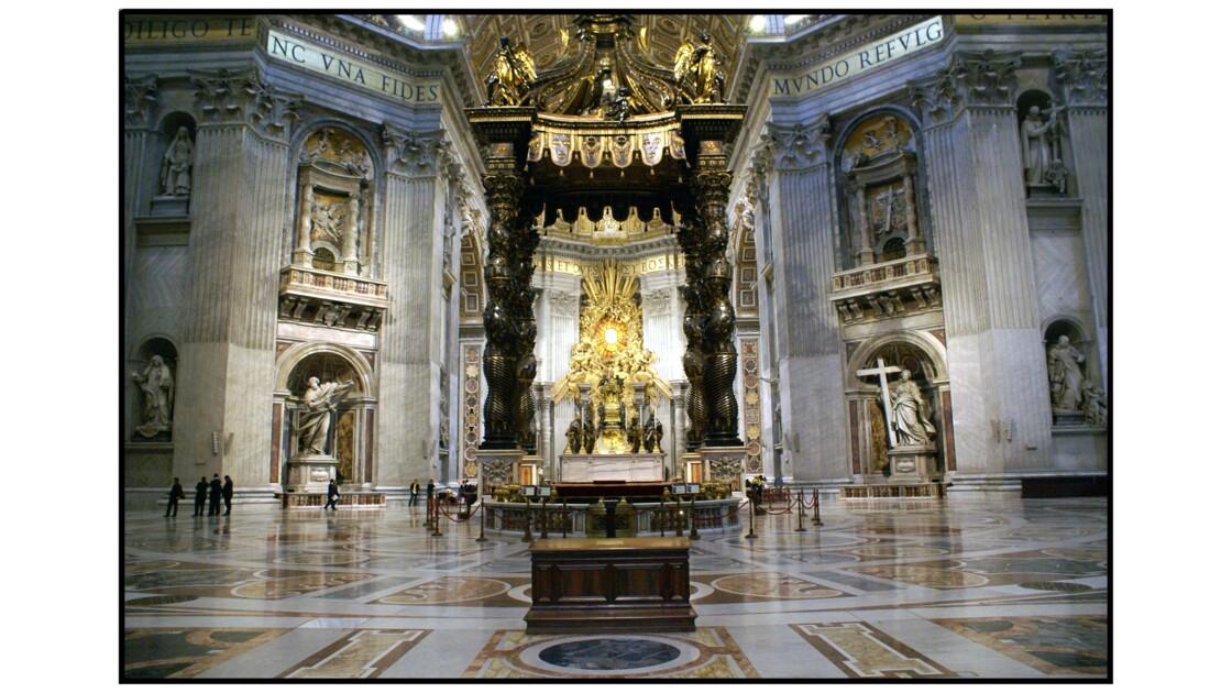 Vatican - Basilique di San Pietro