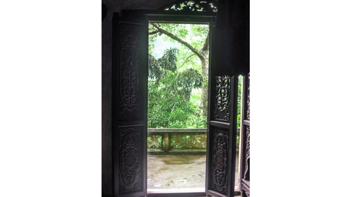 Porte de pagode