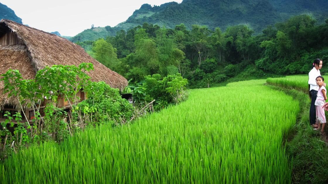 Village muong - Doc Cun