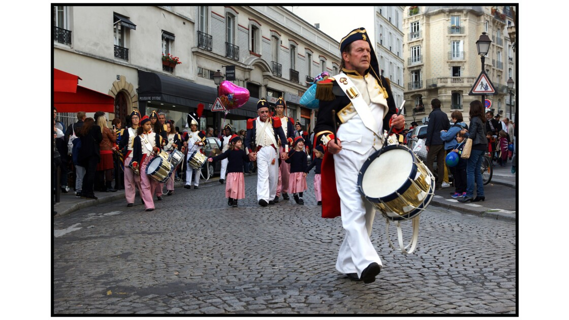 Paris - Fête des Vendanges de Montmartre