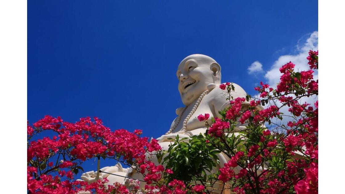 Bouddha joyeux