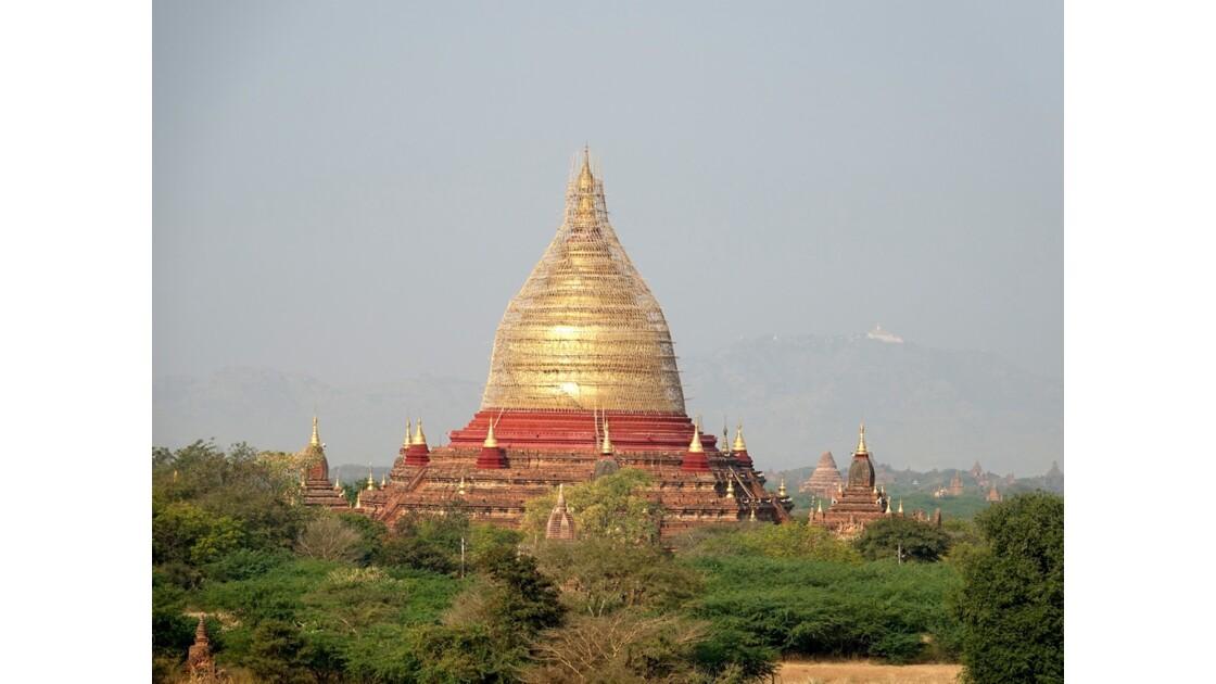 Myanmar Bagan Temple Dhammayazika Paya