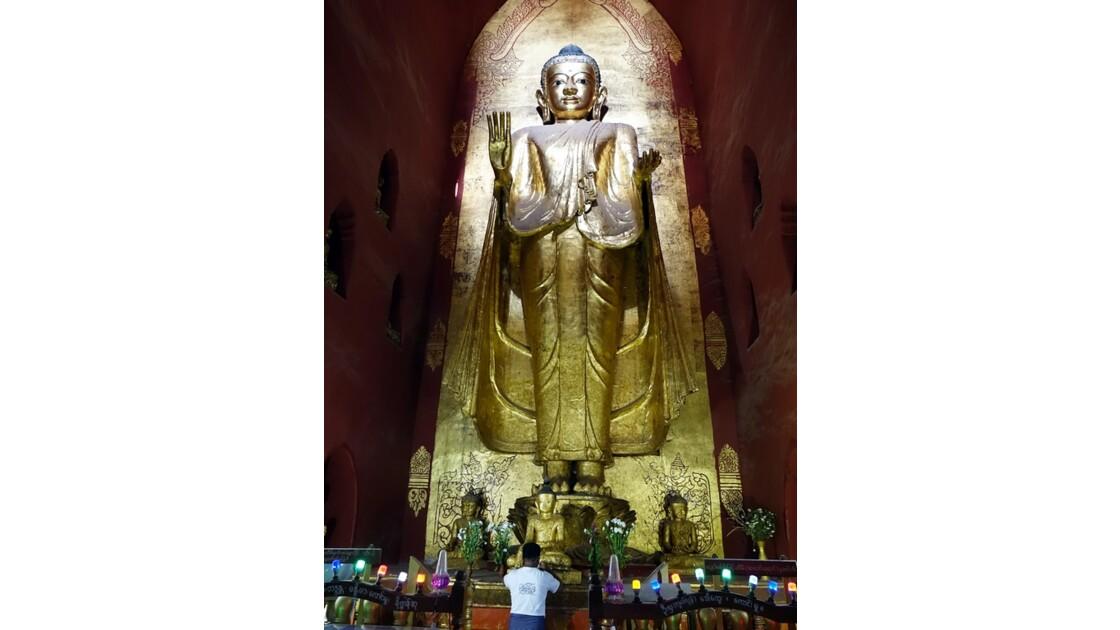 Myanmar Bagan Temple Ananda 1