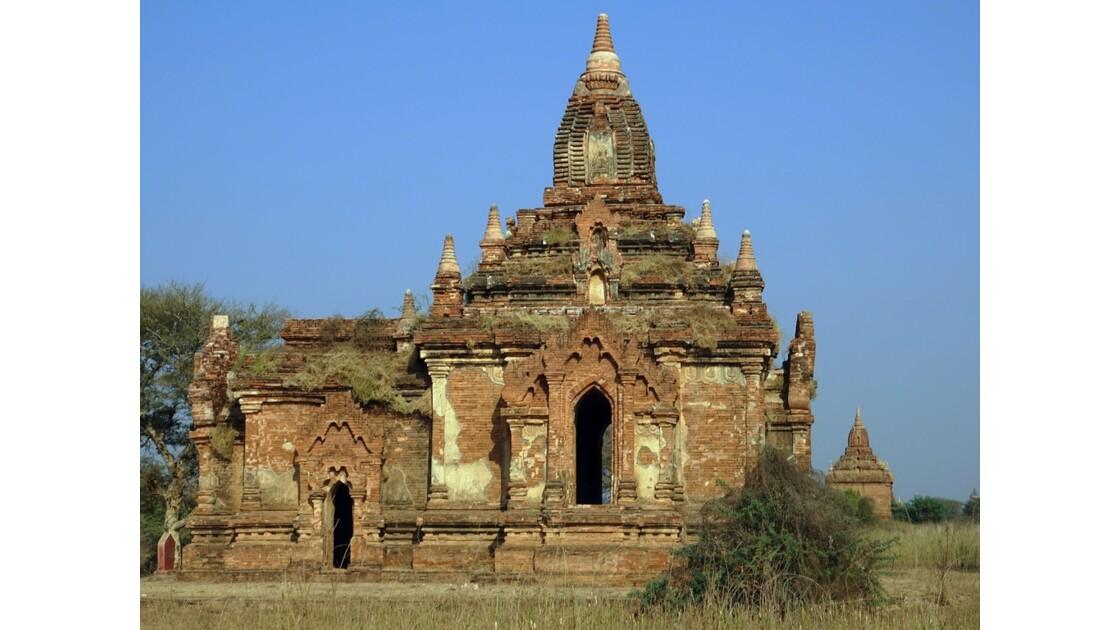 Myanmar Temples et pagodes dans Old Bagan 4