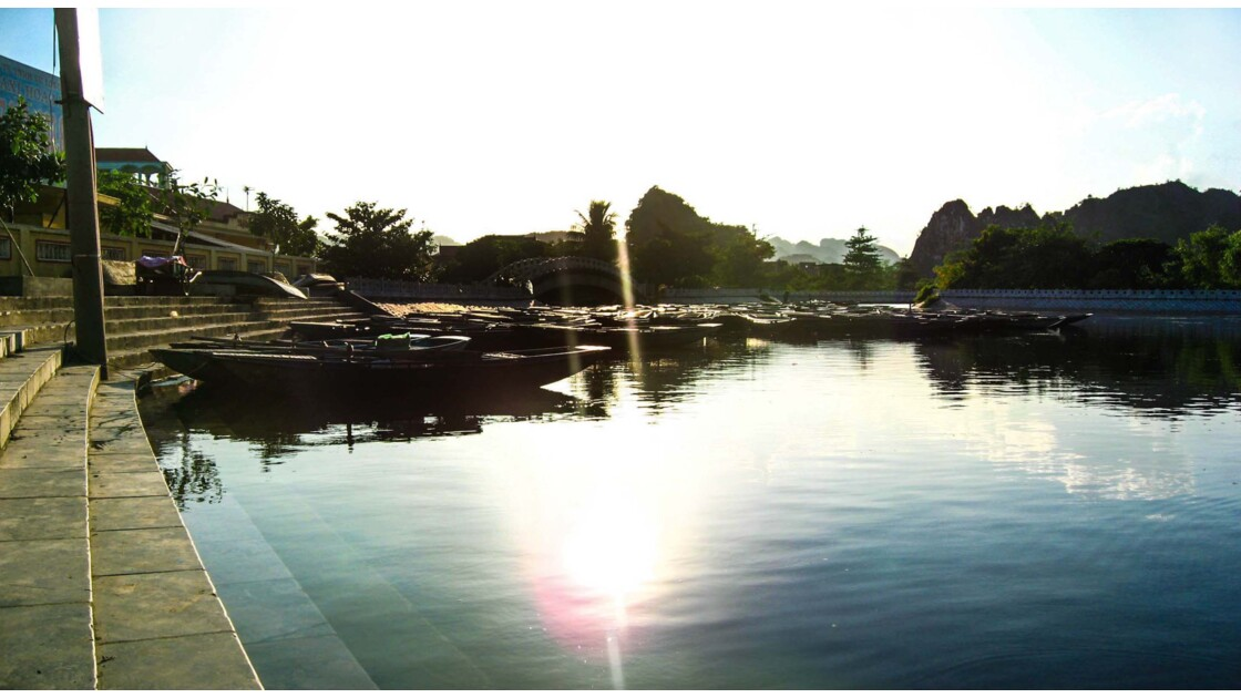 Baie d'halong terrestre