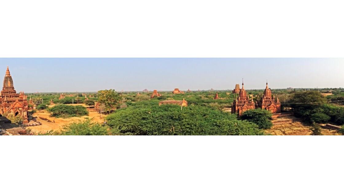 Myanmar Bagan Autour de la pagode Dhamma Yazika 2