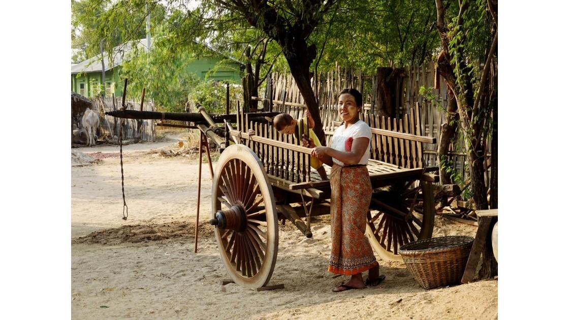 Myanmar Bagan Minnanthu 10
