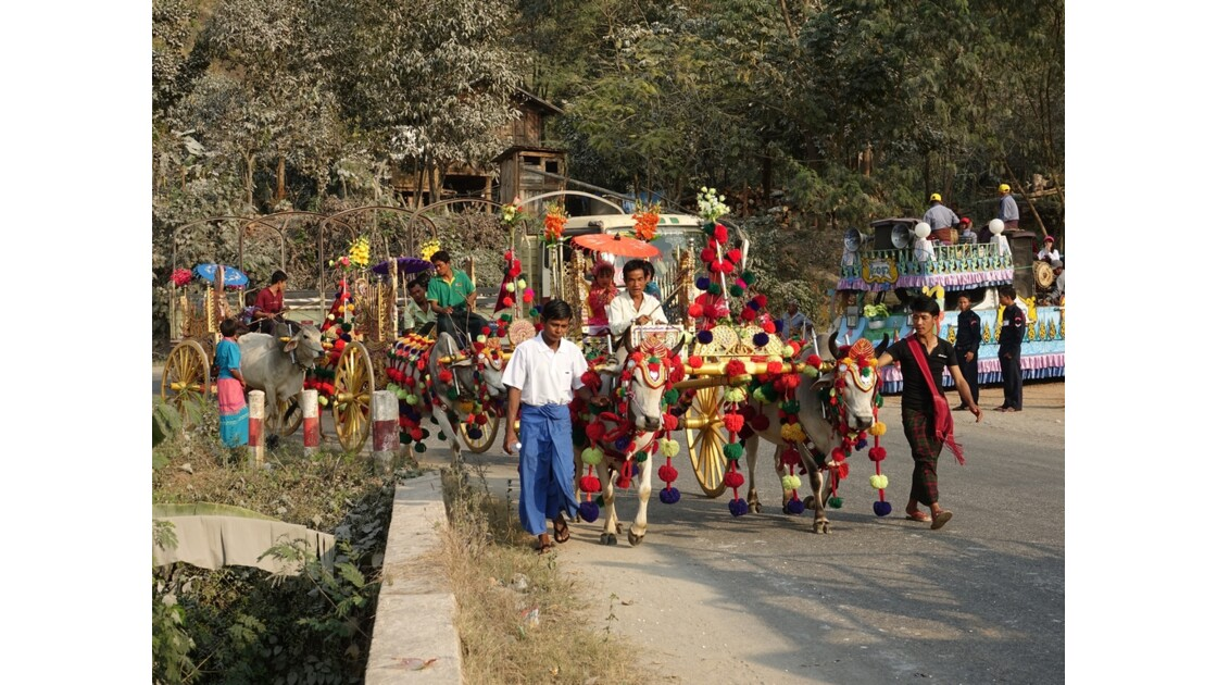 Myanmar Yin Mar Bin Le Shinbyu 22