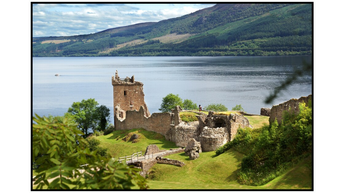 Loch Ness et Urquhart Castle