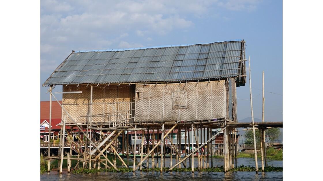 Myanmar Au sud du lac Inlé Nampan 4