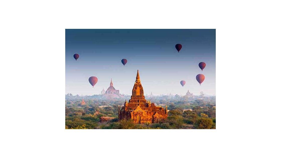 Voyage Au Birmanie