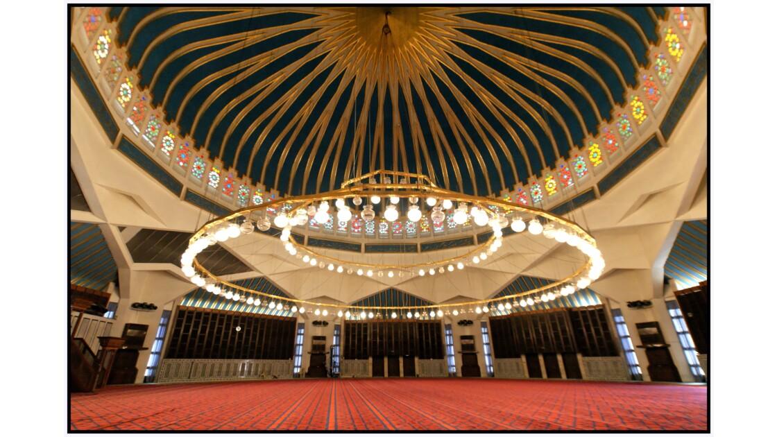 Amman - Mosquée Abdallah I