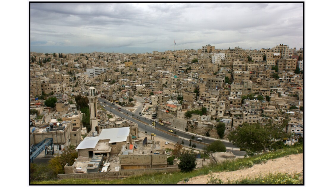 Amman - Citadelle