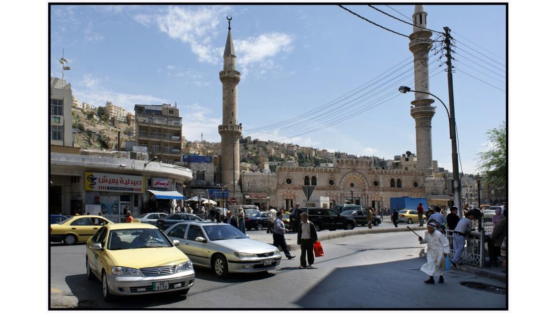 Amman - Mosquée Al-Husseini