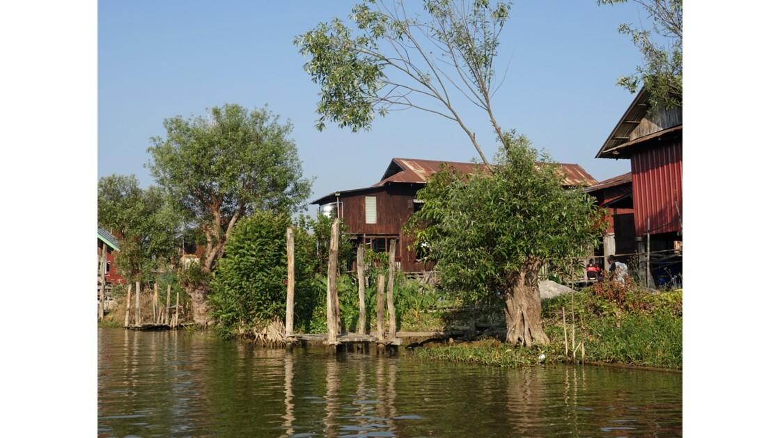 Myanmar Lac Inlé Inpawkhon 3