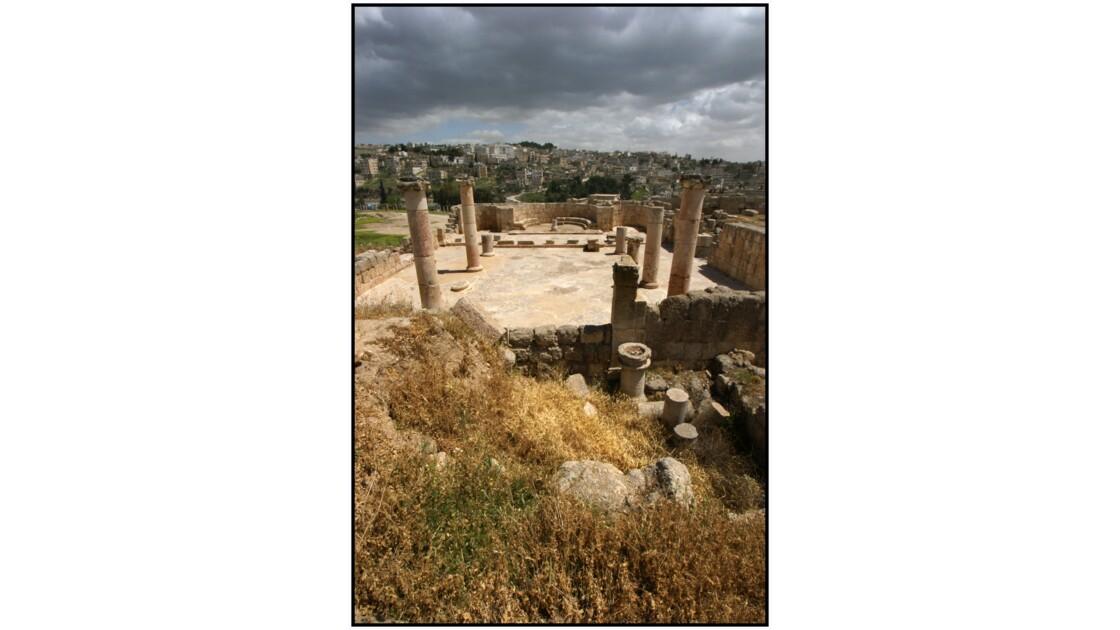Gerasa - Eglise de l'évêque Isaïe