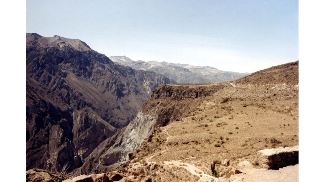 Canyon de la Colca