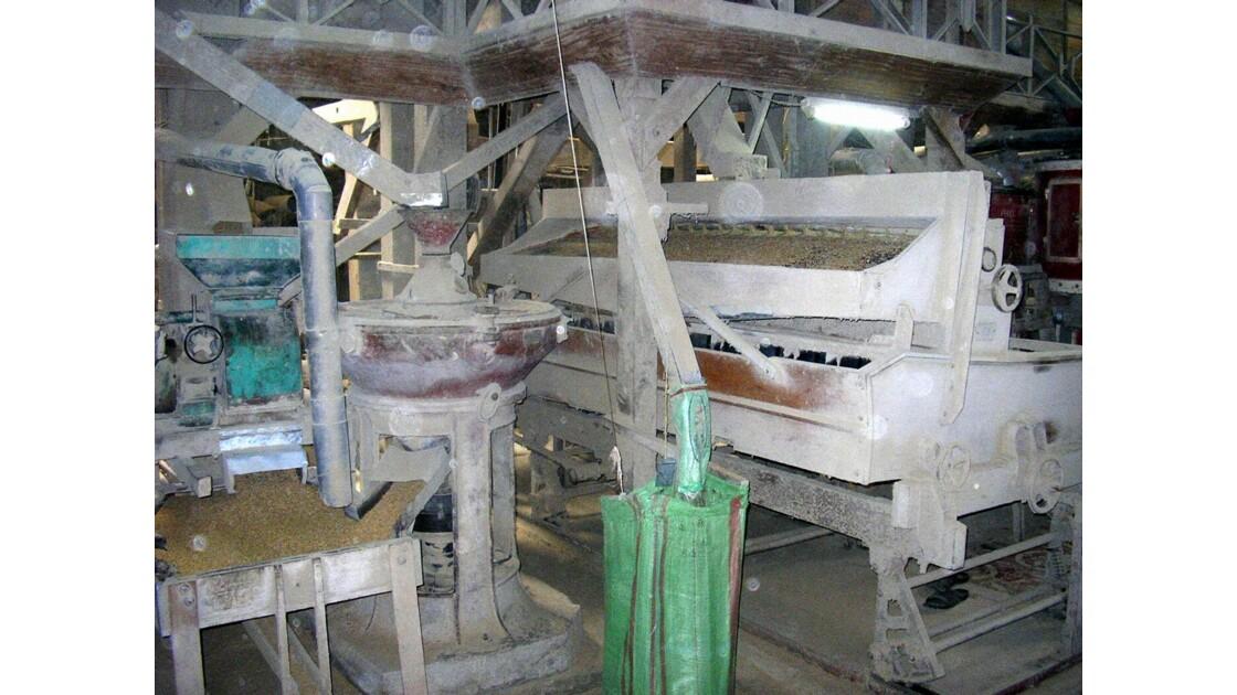 Manufacture de la soie