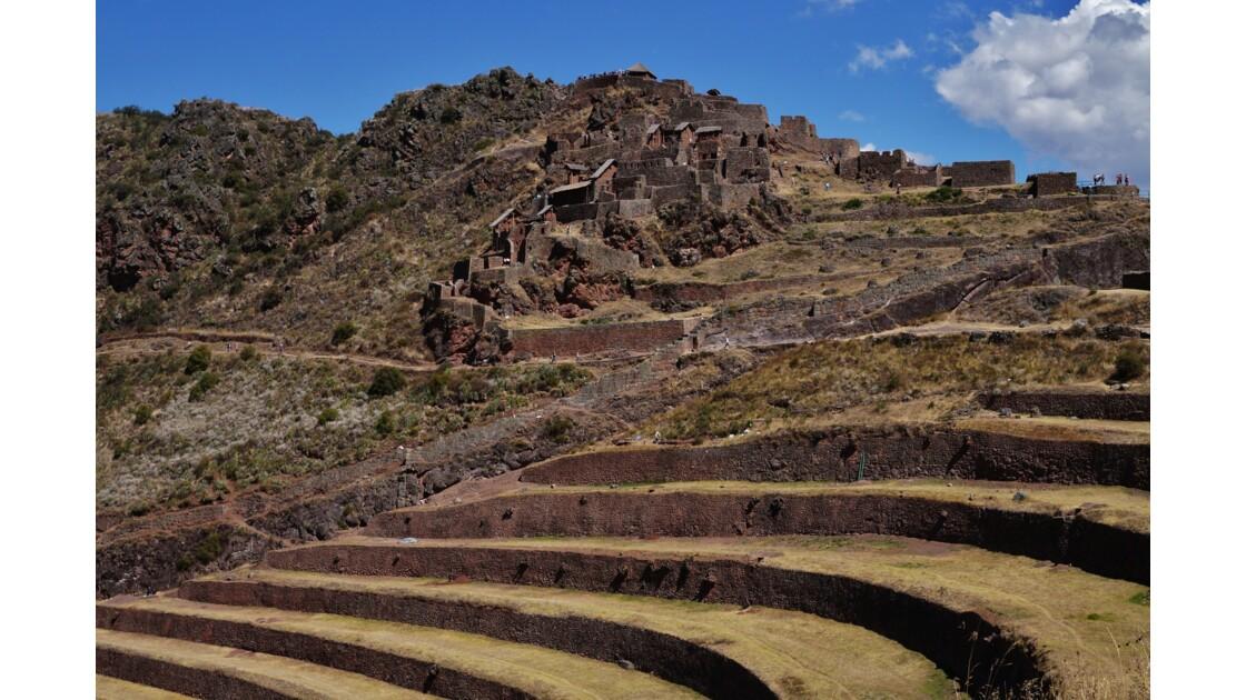 Pisac Pérou