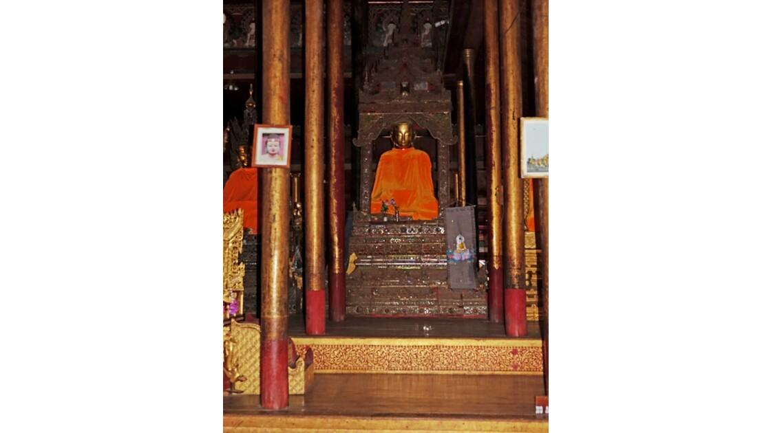 Myanmar Lac Inlé Monastère Nga Hpe 5