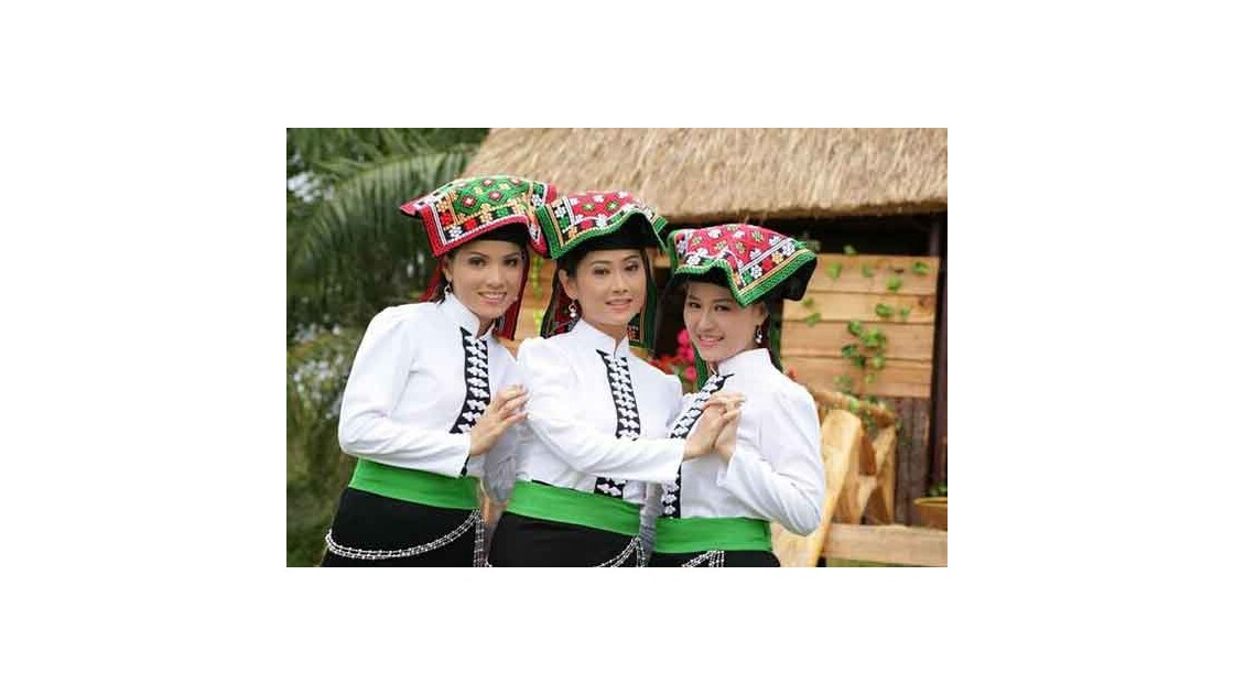 Ethnies du Nord Vietnam
