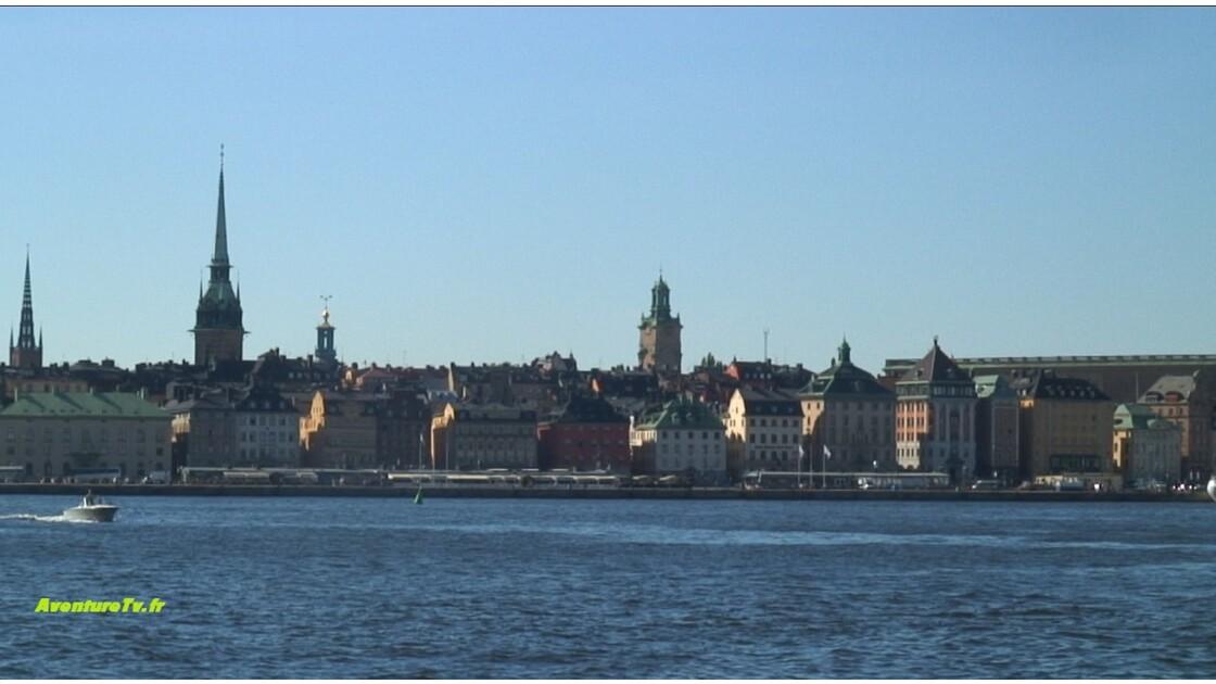 SUEDE, tout Stockholm, puis les îles, la côte et jusqu'au grand nord...