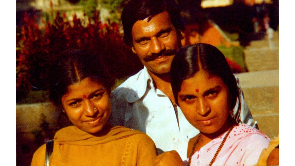 Famille indienne