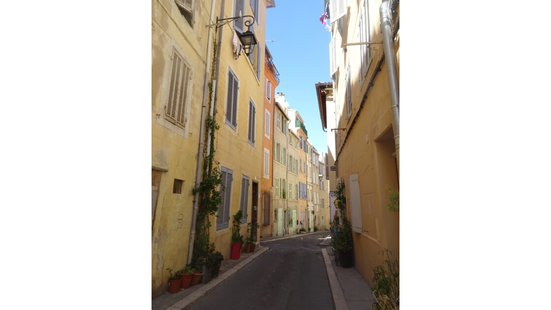 Un week end à Marseille