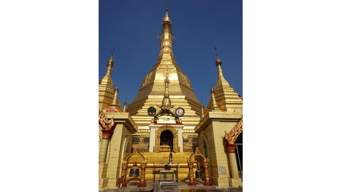 Myanmar Yangon Pagode Sulé 16