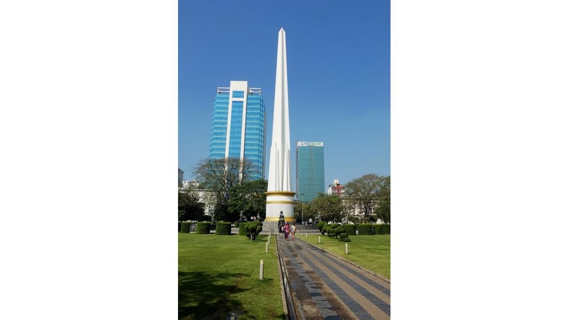 Myanmar Yangon Jardin Mahabandola 6